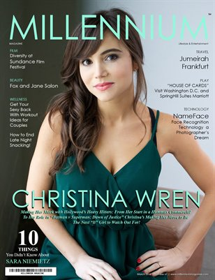 MILLENNIUM MAGAZINE | MARCH 2016