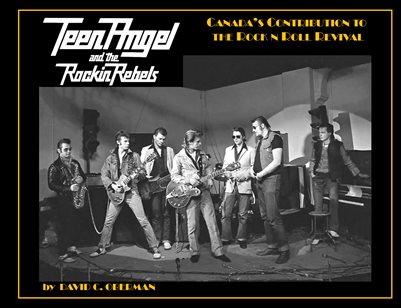Teen Angel and the Rockin Rebels