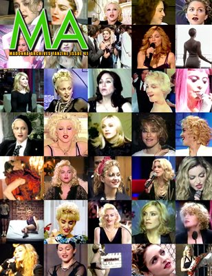 Madonna Archives Fanzine Issue 41