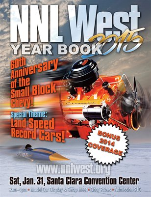 NNL West Yearbook 2015