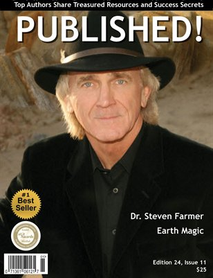 PUBLISHED! featuring Dr. Steven Farmer