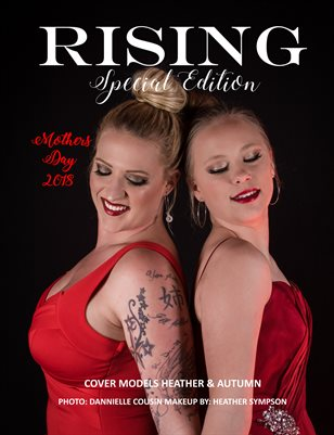 Rising Model Magazine Special Mother's Day Edition