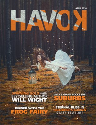 Havok Magazine - April 2016