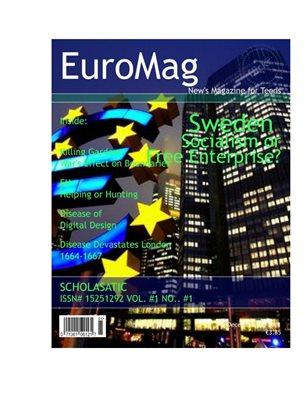 EuroMag by Juan S., Chloe, and Gerardo