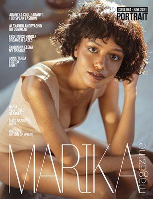 MARIKA MAGAZINE PORTRAIT (ISSUE 984 - JUNE)