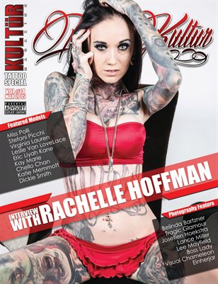 Kultur Magazine TATTOO Special - TATTOO Kultur VOL 14.2