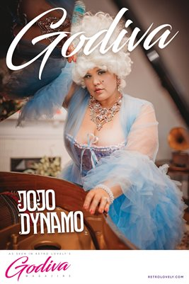 GODIVA No.12 – JoJo Dynamo Cover Poster