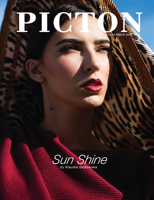 Picton Magazine November 2018 N4, Cover 2