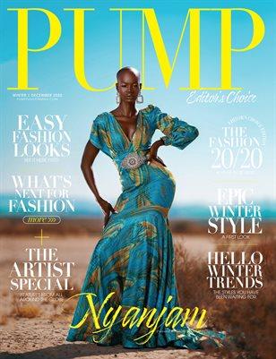 PUMP Magazine | The Anniversary Edition | Vol.5