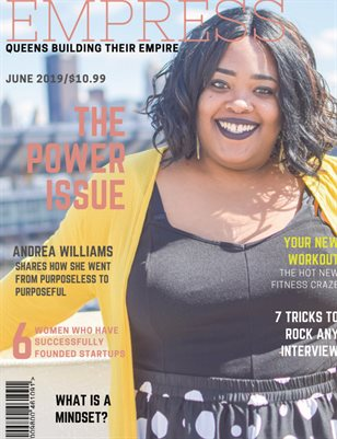 The Empress Magazine June 2019