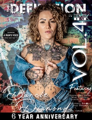 TDM:INK 6yr Anniversary Darcie Diamond Vol.4 Cover 1