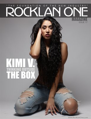 RockLan One Magazine Issue 17 (Kimi V. Special Edition)