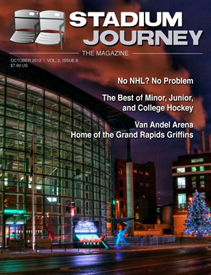Stadium Journey Magazine Vol. 2, Issue 8