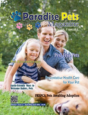 Paradise Pets Magazine Key West Vol. 1 Issue 2