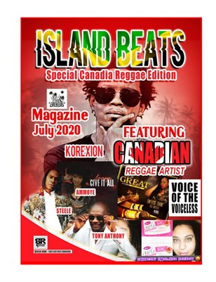 Islans Beats July 2020 All Canadian Edition