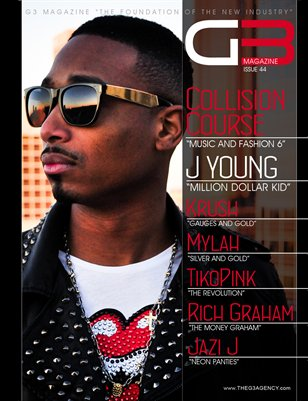G3 Magazine Issue 44 (J Young)
