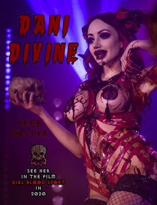 Dani Divine : Live at the Endless Nights Vampire Ball | Bad Girls Club Magazine
