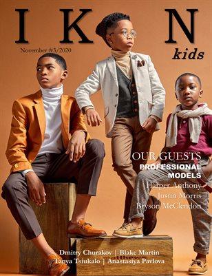IKON Magazine (November #3/2020)