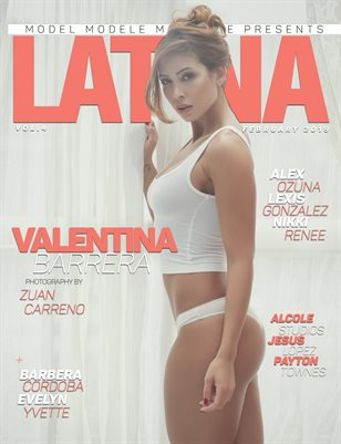 Model Modele presents Latina Volume 4 (Valentina)