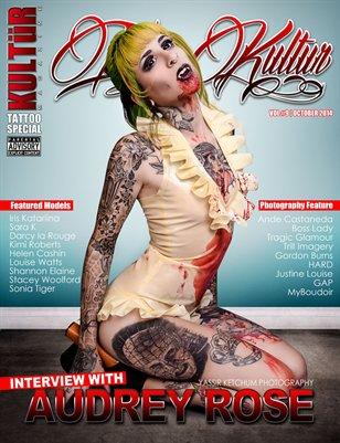 Kultur Magazine TATTOO Special - TATTOO Kultur VOL 9.1