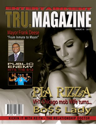 Tru. Entertainment Magazine Issue 8
