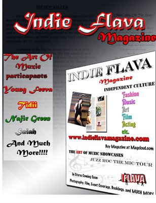 Indie Flava Magazine Issue 8