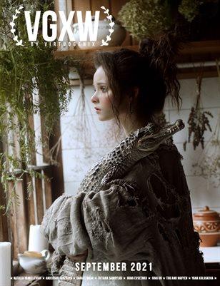 VGXW Magazine - September 2021 (Cover 2)