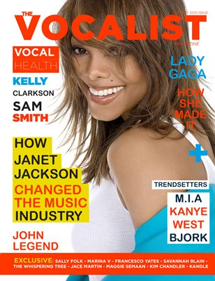 The Vocalist Magazine (SUMMER 2015 ISSUE)