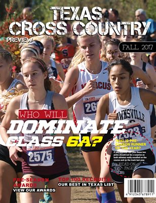 2017 Texas Cross Country Preview - 6A