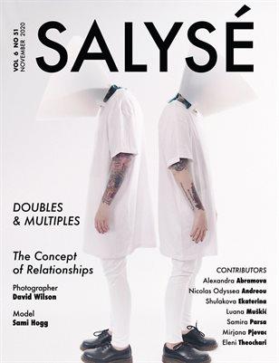SALYSÉ Magazine | Vol 6 No 51 | NOVEMBER 2020 |