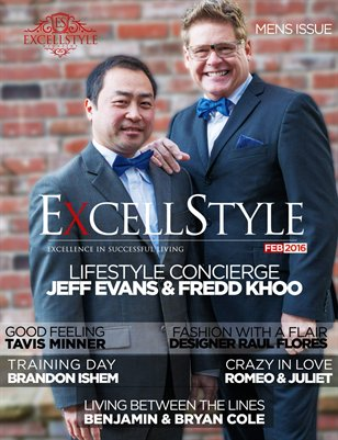 ExcellStyle Mens Issue February 2016