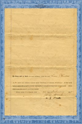 (PAGE 3-4)1897 Deed, Grace to Lucas, Marshall County, Kentucky
