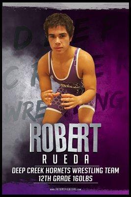 Robert Rueda DC #2 Poster