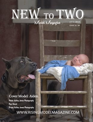 New To Two Model Magazine Issue #38