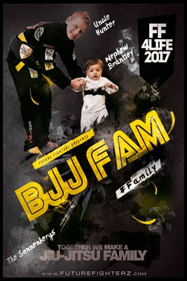 Sonnenbergs BJJ Fam Poster