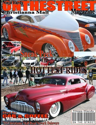 car & coffee show at the christianna mall 2017 book