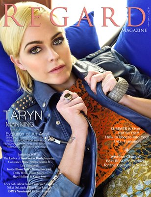 Regard Magazine August 2015 No.33                   RegardMag.com