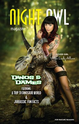 Night Owl Dinos and Dames 2020 | Issue 13
