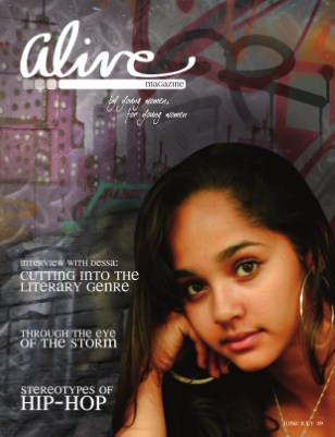 Alive Magazine..June/July 09