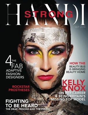 HandiStrong Magazine . September 2014