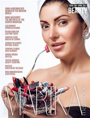 MARIKA MAGAZINE BEAUTY (ISSUE 760 - APRIL)