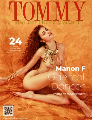 Manon F - Oriental Dancer