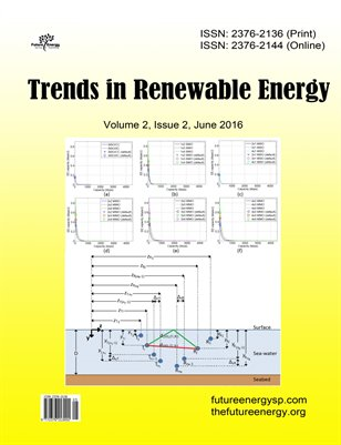 Trends in Renewable Energy 2016 Volume 2 Issue 2