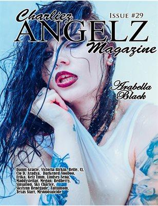 Charliez Angelz Issue #29 - Arabella Black