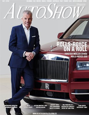 AUTOSHOW Magazine - July/2018 - #4