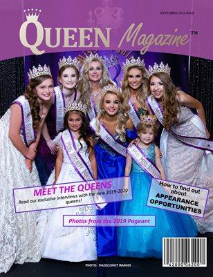 September 2019 Queen Magazine