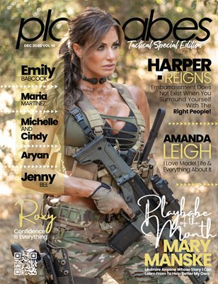PLAYBABES SPECIAL EDITIONS - TACTICAL 2020