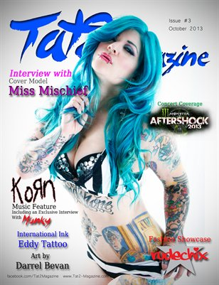 Tat2 Magazine - Issue #3 October 2013