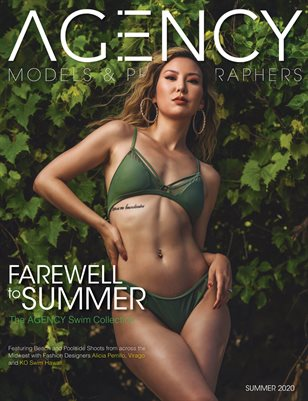 AGENCY Models and Photographers - SUMMER 2020 Swimwear Issue