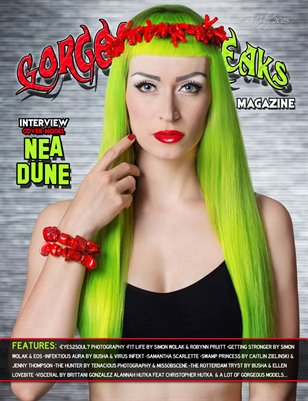 Issue 43 Cover Model: Nea Dune